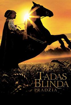 Tads Blinda: leģendas sākums - Donatas Ulvydas