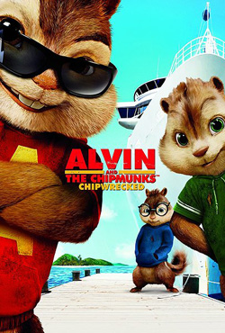 Alvins un burunduki. Aizburājuši - Mike Mitchell
