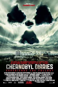 Chernobyl Diaries - Bradley Parker