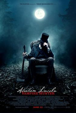 Abrahams Linkolns: vampīru mednieks - Timur Bekmambetov