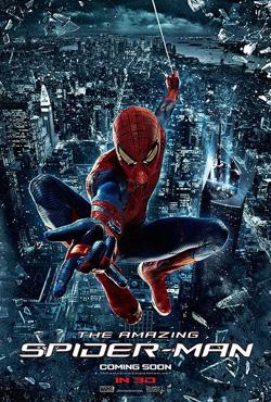 Apbrīnojamais zirnekļcilvēks - Marc Webb