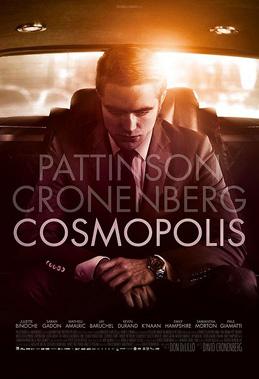 Kosmopolise - David Cronenberg