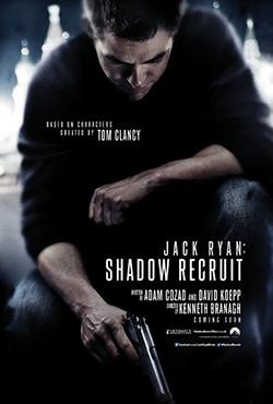 Jack Ryan: Shadow Recruit - Kenneth Branagh