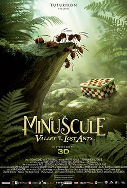 Minuscule: Valley of the Lost Ants - Helene Giraud;Thomas Szabo