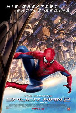 Apbrīnojamais Zirnekļcilvēks 2 - Marc Webb