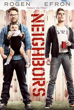 Sliktie kaimiņi - Nicholas Stoller