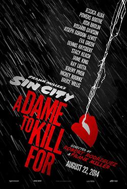 Город грехов 2: Женщина, ради которой стоит убивать - Frank Miller;Robert Rodriguez