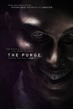 The Purge - James DeMonaco