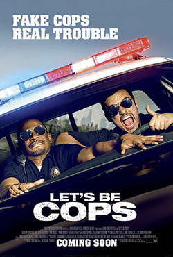 Let's Be Cops - Luke Greenfield