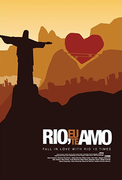 Rio, es tevi mīlu - Vicente Amorim;Guillermo Arriaga;Stephan Elliot;Sa