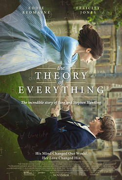 Teorija par visu - James Marsh