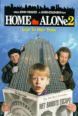 Viens pats mājās 2: Apmaldījies Ņujorkā - Chris Columbus