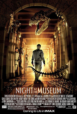 Ночь в музее - Shawn Levy