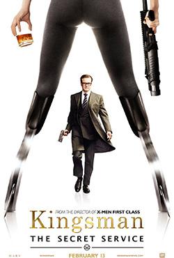 Kingsman: Slepenais dienests - Matthew Vaughn