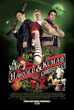 Harolda un Kumāra Ziemassvētki - Todd Strauss-Schulson