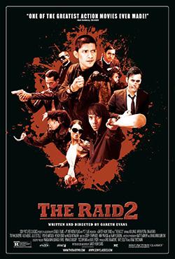 The Raid 2 - Gareth Evans
