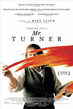 Misters Tērners - Mike Leigh