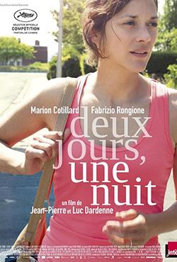 Divas dienas, viena nakts - Jean-Pierre Dardenne;Luc Dardenne