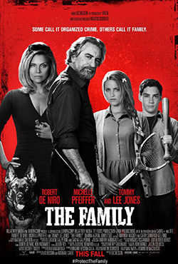 Ģimene - Luc Besson