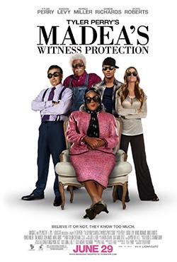 Meidijas liecinieku aizsardzība - Tyler Perry
