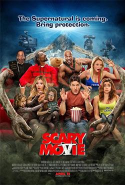 Scary Movie 5 - Malcolm D. Lee;David Zucker