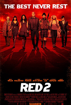 RED aģenti 2 - Dean Parisot