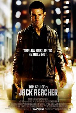 Džeks Rīčers - Christopher McQuarrie