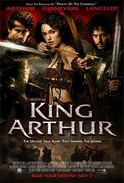Karalis artūrs - Antoine Fuqua