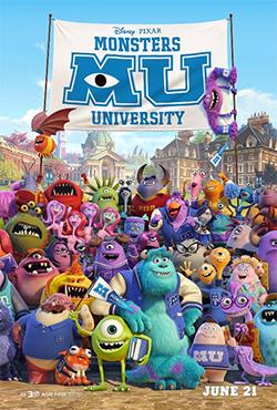 Monsters University - Dan Scanlon