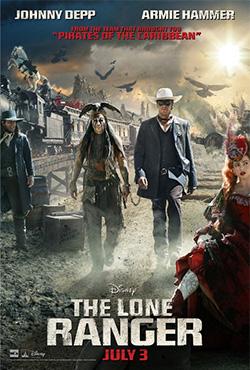 The Lone Ranger - Gore Verbinski