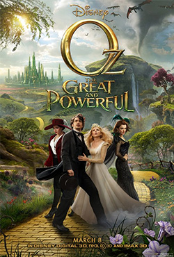 Varenais no Oza zemes - Sam Raimi