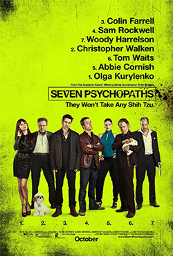 Семь психопатов - Martin McDonagh