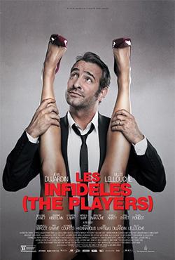 The Players - Jean Dujardin;Gilles Lellouche;Emmanuelle Bercot