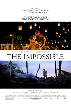 The Impossible - J.A. Bayona