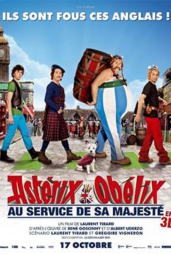 Asterix and Obelix: God Save Britannia - Laurent Tirard