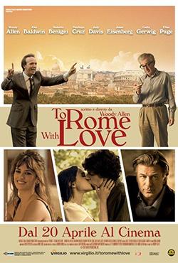 Romai - ar mīlestību - Woody Allen