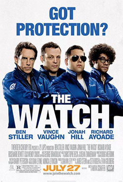 The Watch - Akiva Schaffer