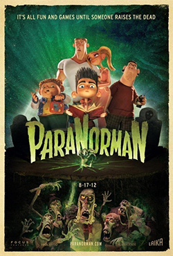 Paranormans - Chris Butler;Sam Fell