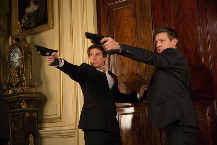 Neiespējamā misija: Slepenā nācija - Sean Harris , Simon McBurney
