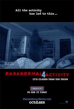 Paranormal Activity 4 - Henry Joost;Ariel Schulman