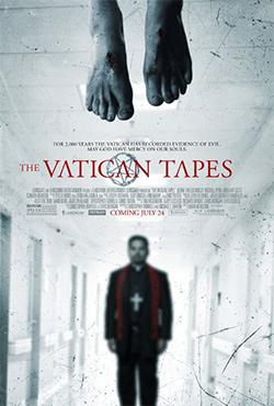 Vatikāna ieraksti - Mark Neveldine