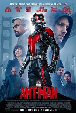 Человек-муравей - Peyton Reed