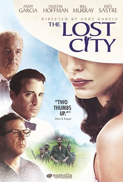The Lost City - Andy Garcia