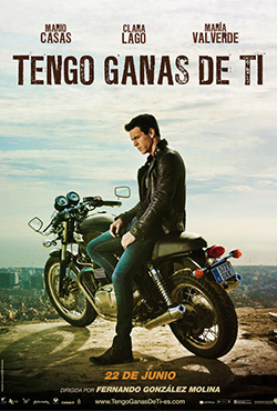 Trīs metrus virs debesīm: Es tevi gribu - Fernando González Molina