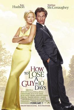 Kā pazaudēt puisi 10 dienās - Donald Petrie