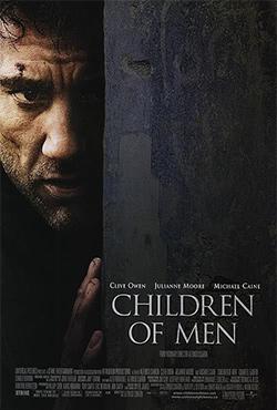 Cilvēces bērns - Alfonso Cuarón