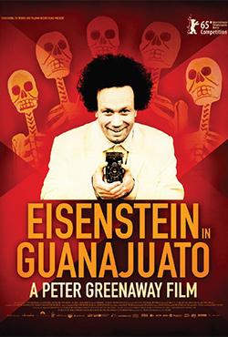 Eizenšteins Gvanahvato - Peter Greenaway