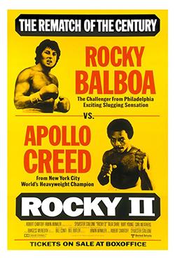 Rokijs 2 - Sylvester Stallone