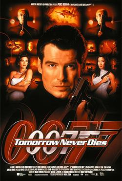 Rītdiena nemirst - Roger Spottiswoode