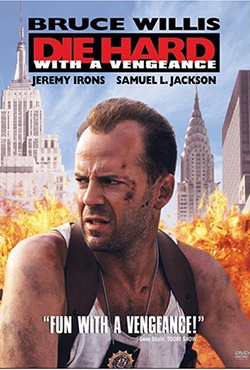 Die Hard 3: With a Vengeance - John McTiernan